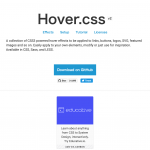 【これさえあればOK!】ボタン・ホバー・メニューをカバーできるCSSサンプルサイト3選!